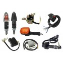 Electrical Parts V-Clic 50 4t